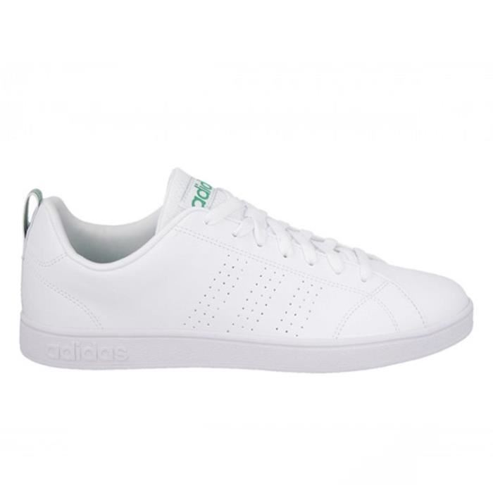 baskets adidas blanche homme