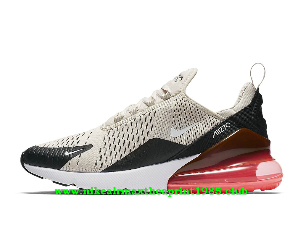 nike air max 270 blanche et rose
